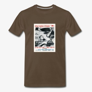 Flow, Focus & Power - Men's Premium T-Shirt