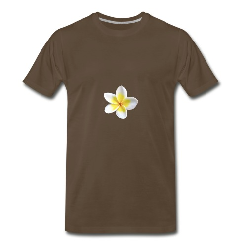 Plumeria Collection - Men's Premium T-Shirt