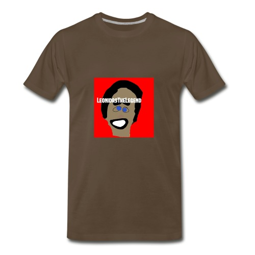 LeonidasTheLegend - Men's Premium T-Shirt