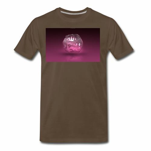Muhammed the messanger of Allah - Men's Premium T-Shirt