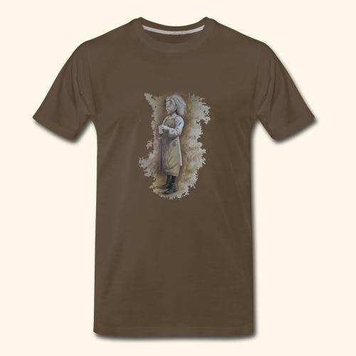 Child labourer - Men's Premium T-Shirt