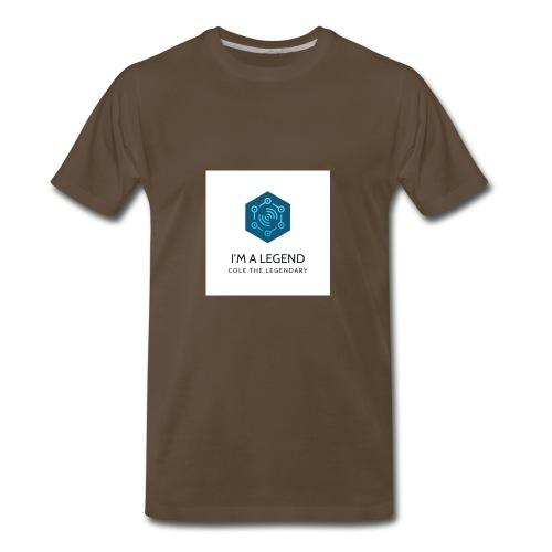 I'm a legend - Men's Premium T-Shirt