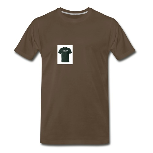 Black T Shirt - Men's Premium T-Shirt