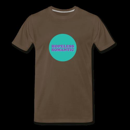 Hopeless Romantic - Men's Premium T-Shirt