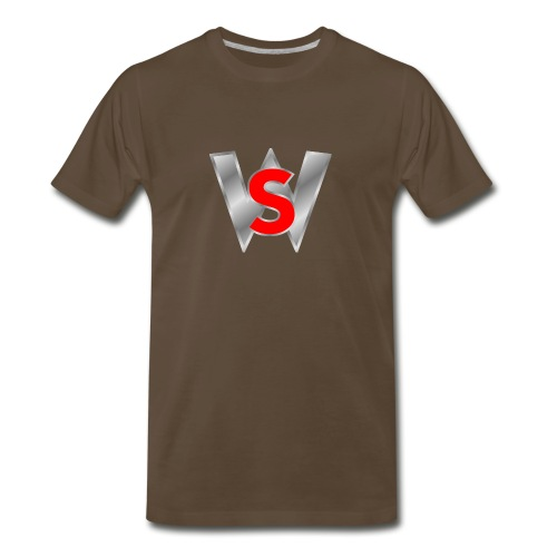 Shahmar woleslagle merch - Men's Premium T-Shirt