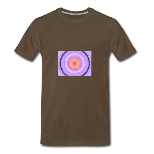 Floweractal - Men's Premium T-Shirt
