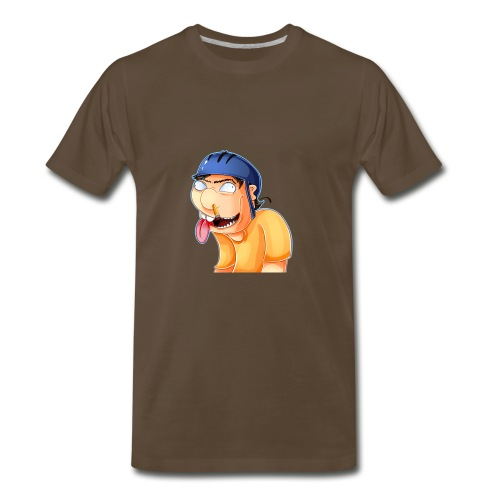 jeffy clipart - Men's Premium T-Shirt