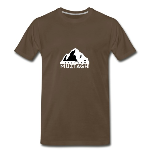Baltoro_Muztagh_White - Men's Premium T-Shirt