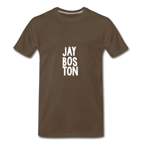 Jay Boston - Official Brand - Men's Premium T-Shirt