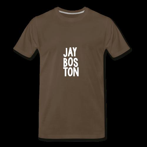 Jay Boston - Official Brand - Men's Premium T-Shirt
