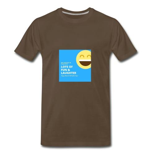 Funny wish - Men's Premium T-Shirt