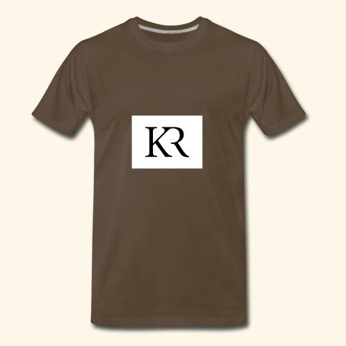 kr - Men's Premium T-Shirt