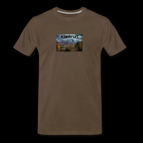 Vermont Life - Men's Premium T-Shirt