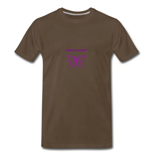 butterfly - Men's Premium T-Shirt