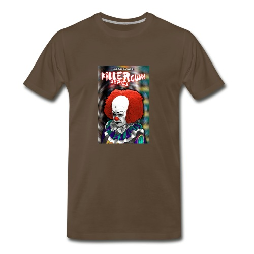 clown series - Men's Premium T-Shirt