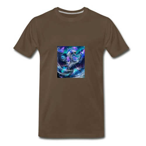 THE DRAGONS - Men's Premium T-Shirt