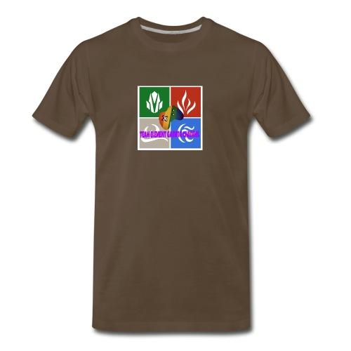 Team element gaming channel - Men's Premium T-Shirt
