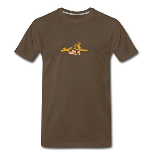 gpa tshirt - Men's Premium T-Shirt