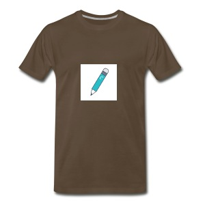 No Pencils - Men's Premium T-Shirt