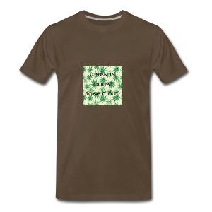 WHEN IN DOUBTTOKE IT OUT - Men's Premium T-Shirt