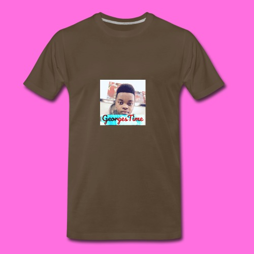 georges shirt - Men's Premium T-Shirt