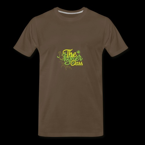the higher class 2 - Men's Premium T-Shirt