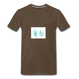 TEST DESIGN - Men's Premium T-Shirt