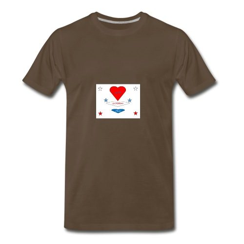 iNNOVA22SWAY LOVE CONQUERS ALL - Men's Premium T-Shirt