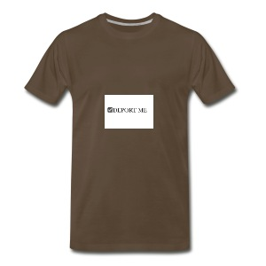 I didn't vote for him - Men's Premium T-Shirt