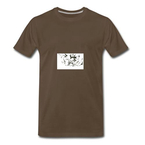 flowertrapt - Men's Premium T-Shirt