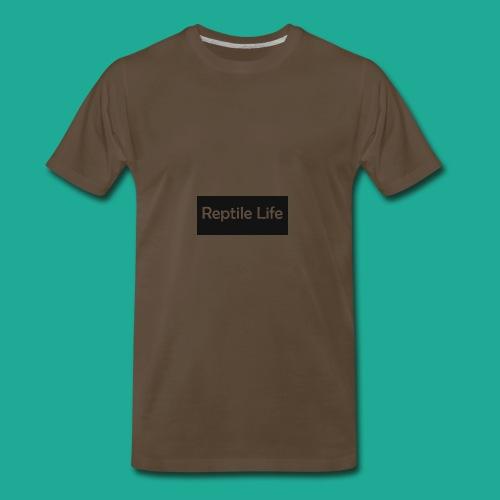 Reptile Life - Men's Premium T-Shirt