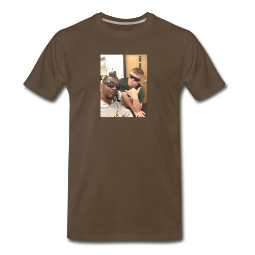 Bars And Tyler - Men's Premium T-Shirt