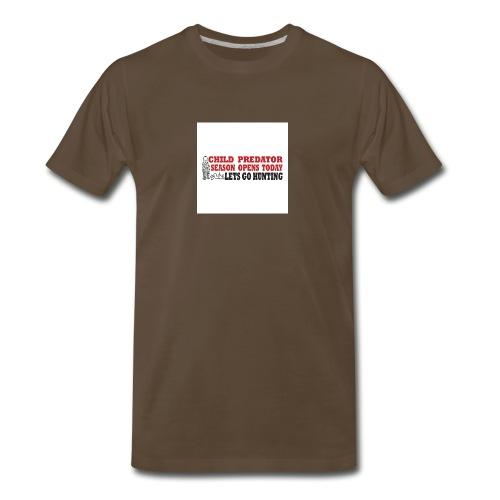 Darwin child pred t SHIRTS - Men's Premium T-Shirt