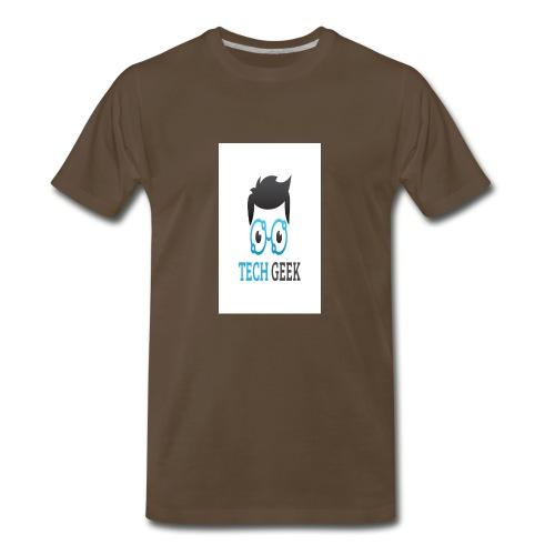 TECH-GEEK T-SHIRT - Men's Premium T-Shirt