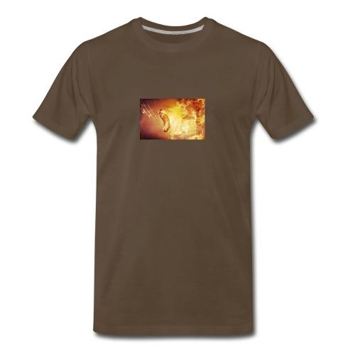 Lion Spirit - Men's Premium T-Shirt
