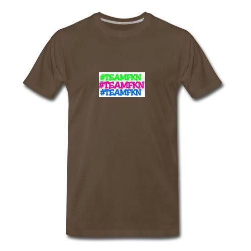 PhotoGrid 1503177395686 - Men's Premium T-Shirt