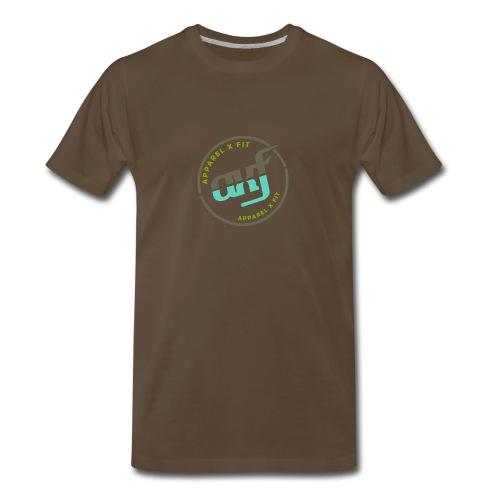 AXF Logo - Men's Premium T-Shirt