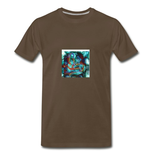 Life of a stoner - Men's Premium T-Shirt