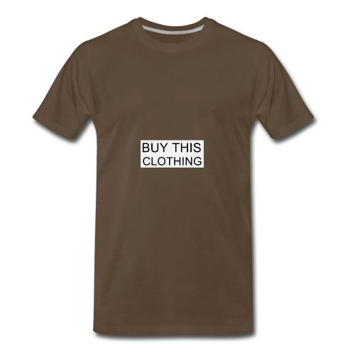 C0C50093 7DAA 490E 9698 721B6FD2E594 - Men's Premium T-Shirt