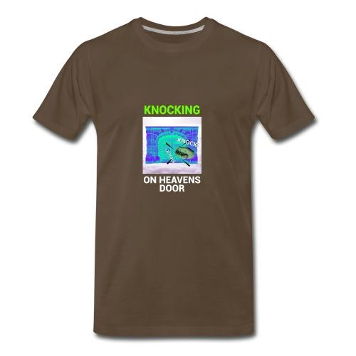 Knocking On Heavens Door - Men's Premium T-Shirt
