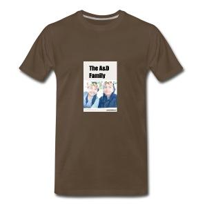 The A&D Family - Men's Premium T-Shirt