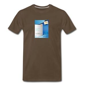 saiyan flyer - Men's Premium T-Shirt