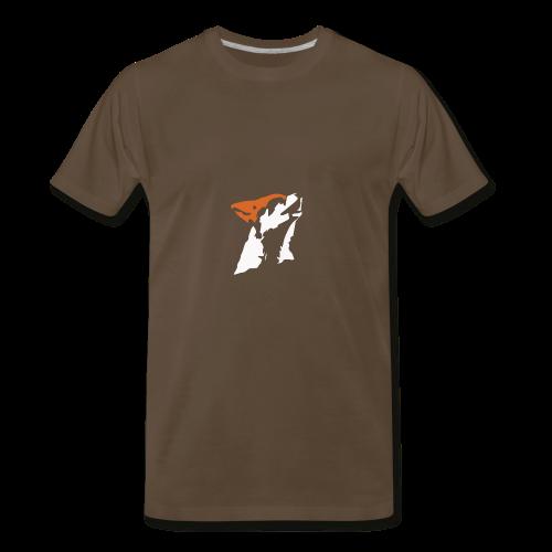 STARFOX Minimalist Logo - Men's Premium T-Shirt