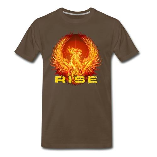 rise2 - Men's Premium T-Shirt