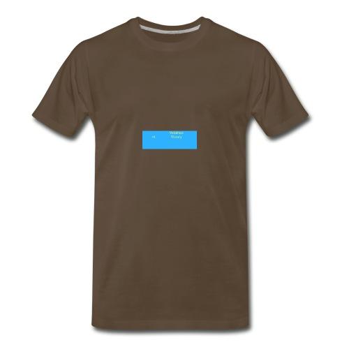 #1 trollface victory - Men's Premium T-Shirt