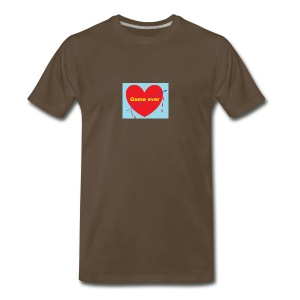 The end in love - Men's Premium T-Shirt