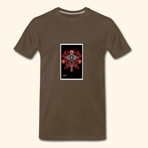 Corps light - Men's Premium T-Shirt
