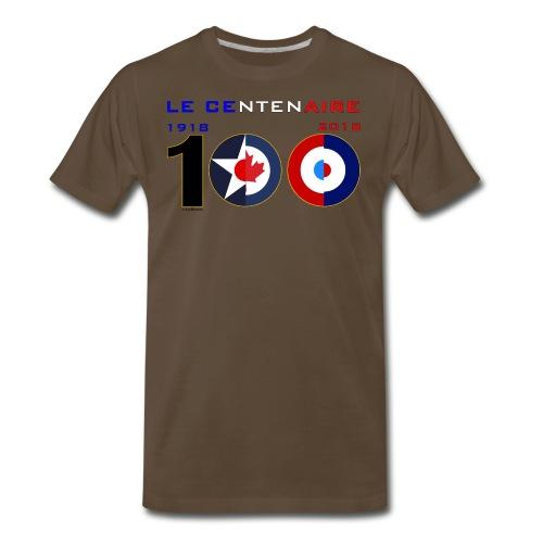 CENTCOCARDES_1805_US - Men's Premium T-Shirt