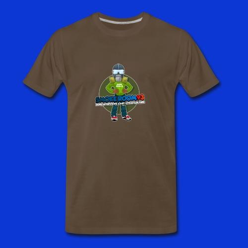 SUPER SMOKE - Men's Premium T-Shirt