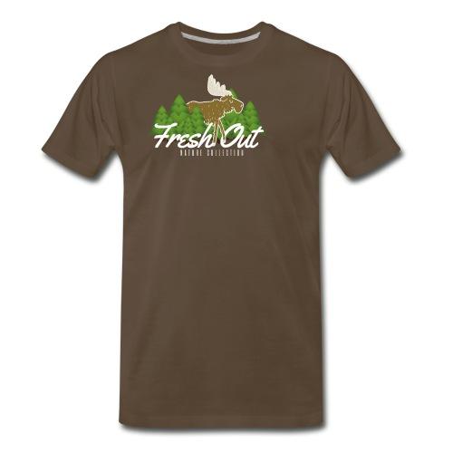 Fresh Out Nature Collection - Men's Premium T-Shirt